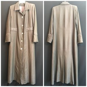 Syrian Trench Coat